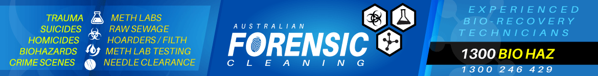 Sydney Forensic Cleaning Contact Details